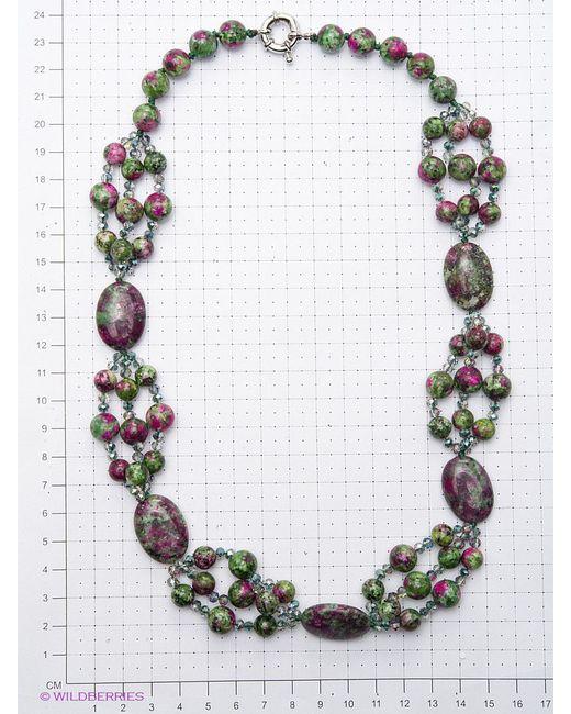 Колье Migura                                                                                                              фиолетовый цвет