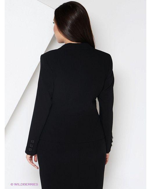 Пиджаки Panda                                                                                                              чёрный цвет