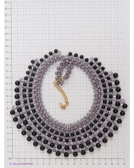 Колье Royal Diamond                                                                                                              чёрный цвет