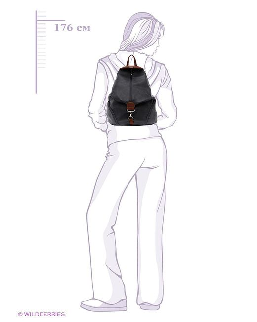Рюкзаки Savio                                                                                                              серый цвет