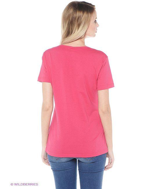 Футболка RHS                                                                                                              розовый цвет