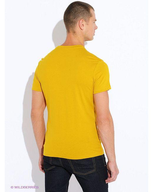 Футболки Sela                                                                                                              желтый цвет