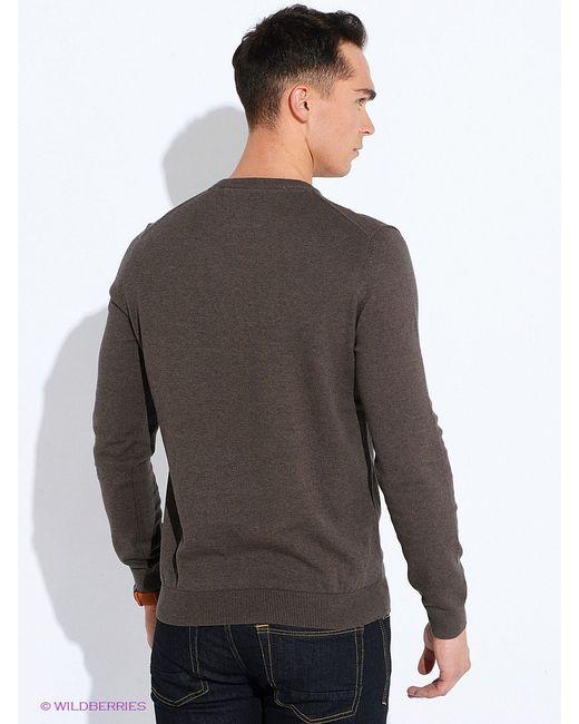 Пуловеры s.Oliver                                                                                                              коричневый цвет