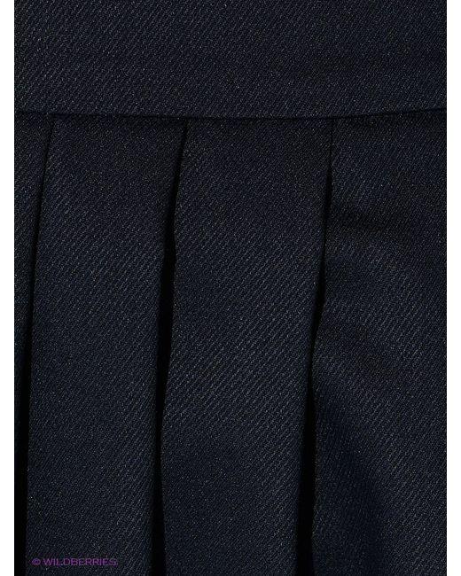 Юбки Виреле                                                                                                              синий цвет