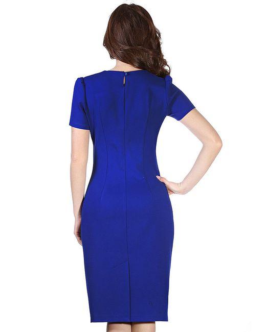 Платья Grey Cat                                                                                                              синий цвет
