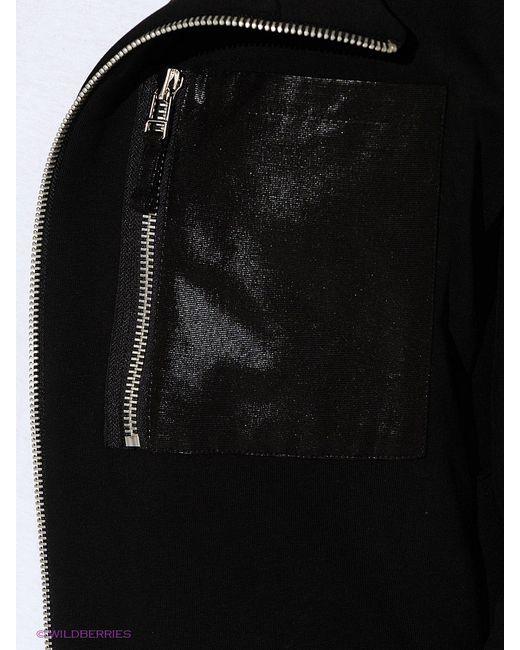 Толстовки Doctor E                                                                                                              чёрный цвет