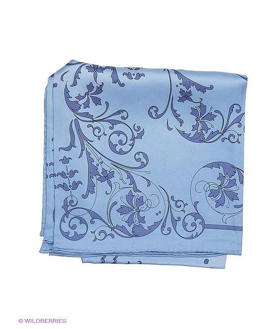 Платки Fabretti                                                                                                              голубой цвет