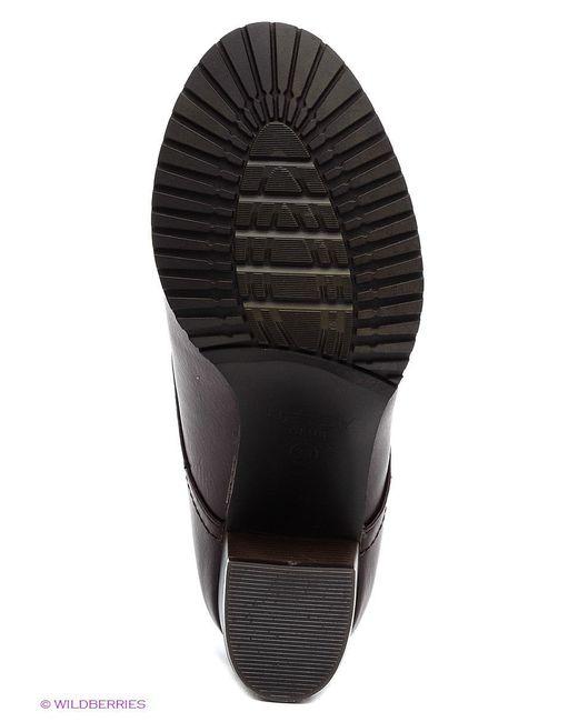 Ботинки Betsy                                                                                                              коричневый цвет