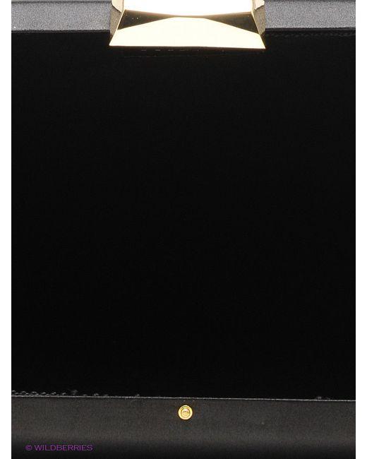 Клатчи Vitacci                                                                                                              чёрный цвет