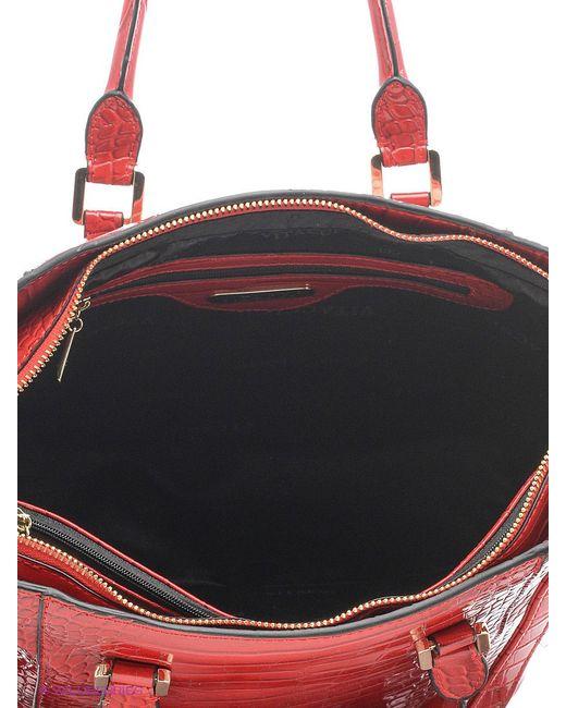 Сумки Vitacci                                                                                                              красный цвет