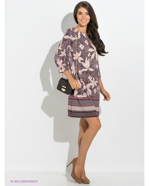 Платья Baon                                                                                                              коричневый цвет