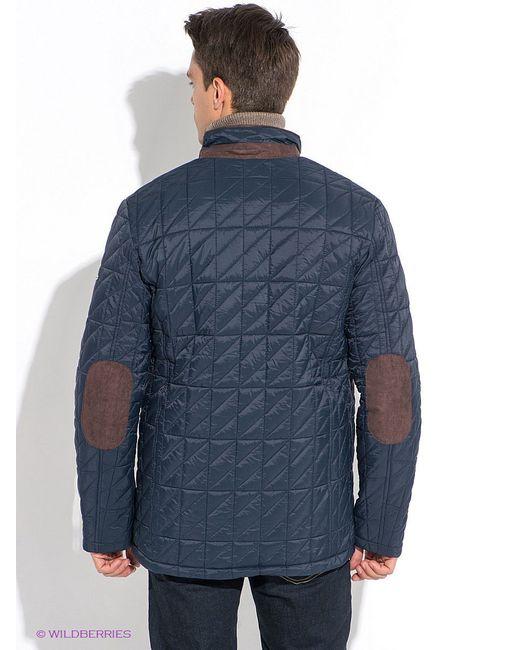 Куртки Baon                                                                                                              синий цвет