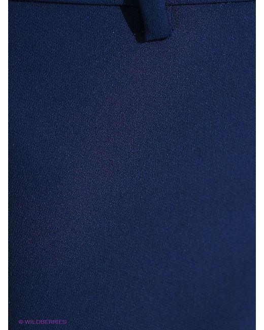 Брюки Love Republic                                                                                                              синий цвет
