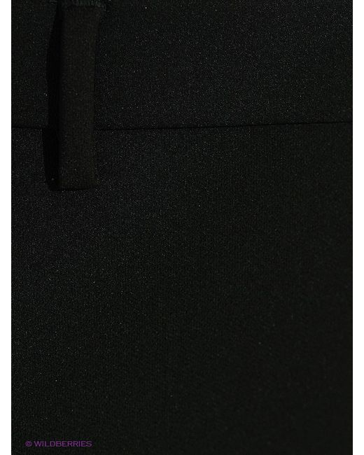 Брюки Love Republic                                                                                                              чёрный цвет