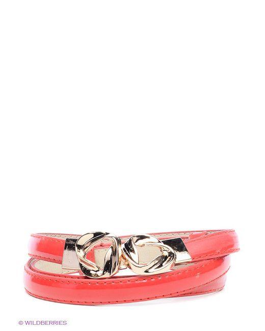Ремни Vittorio richi                                                                                                              красный цвет