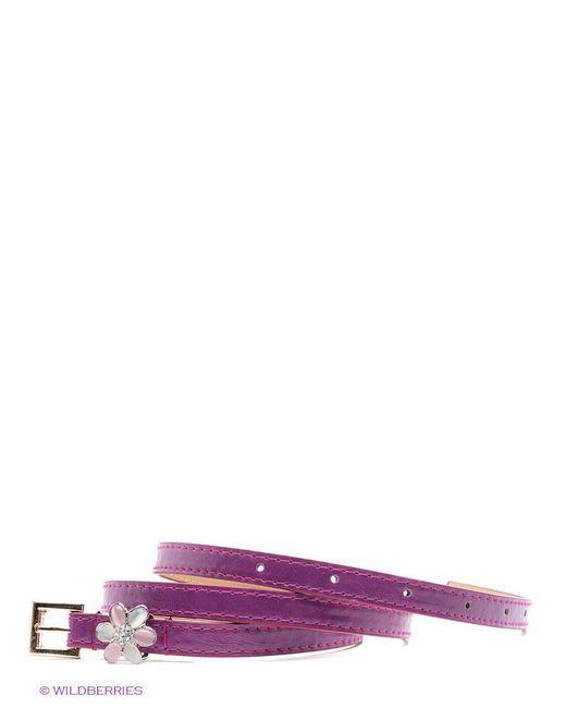 Ремни Vittorio richi                                                                                                              фиолетовый цвет