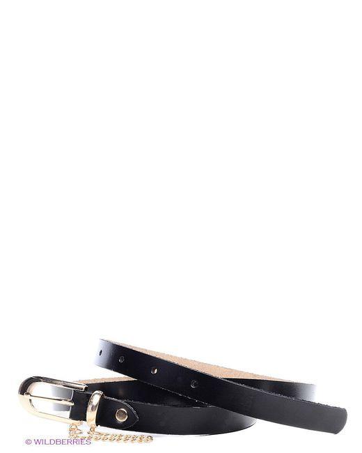 Ремни Vita Pelle                                                                                                              чёрный цвет