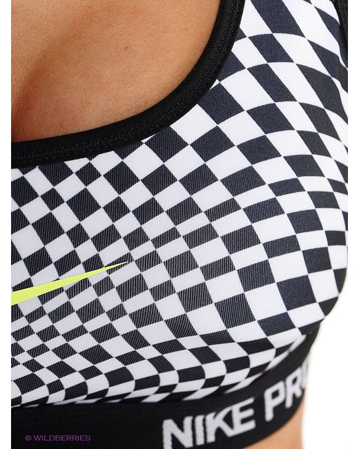 Топ Nike                                                                                                              чёрный цвет