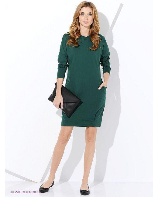 Платья Vis-a-Vis                                                                                                              зелёный цвет