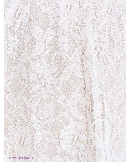 Платья Oodji                                                                                                              Молочный цвет