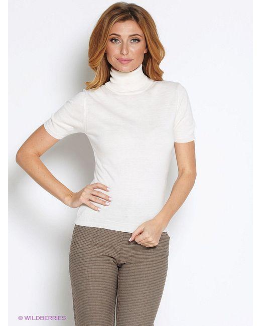 Водолазки Femme                                                                                                              белый цвет