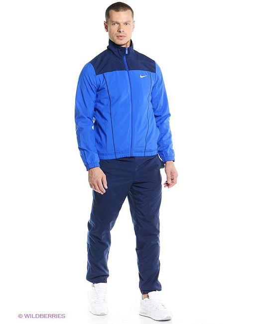 Спортивные Костюмы Nike                                                                                                              синий цвет