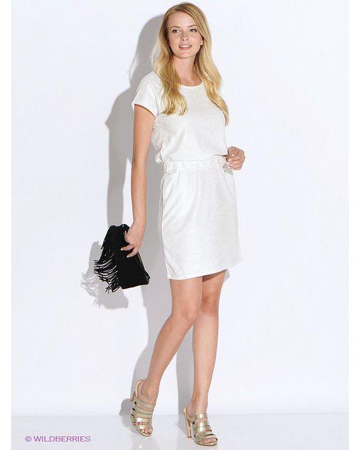 Платья Troll                                                                                                              белый цвет