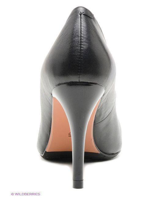 Туфли Baden                                                                                                              чёрный цвет