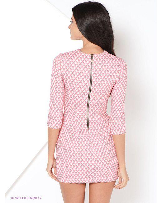 Платья Bezko                                                                                                              розовый цвет