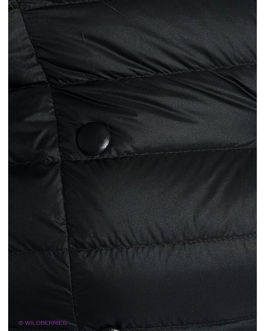 Пуховики Geox                                                                                                              чёрный цвет