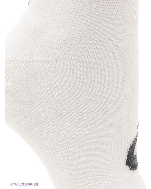 Носки Asics                                                                                                              белый цвет