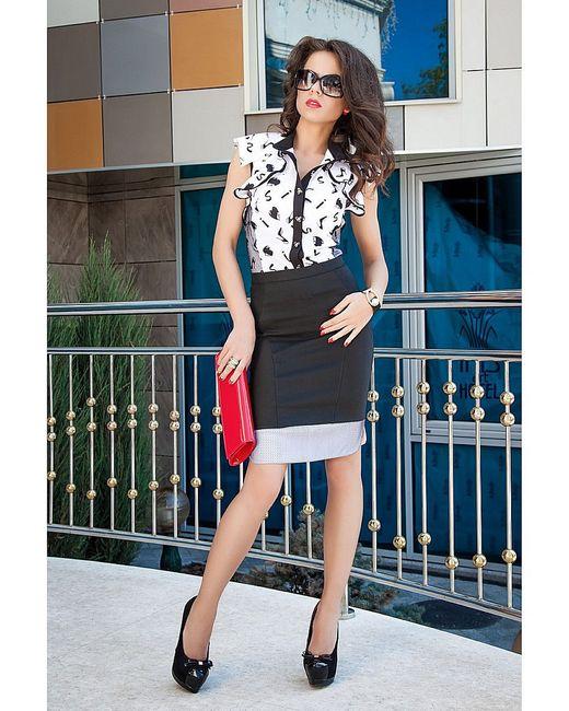 Юбки Vision Fashion Srore                                                                                                              чёрный цвет