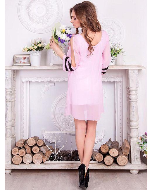 Платья Vision Fashion Srore                                                                                                              розовый цвет