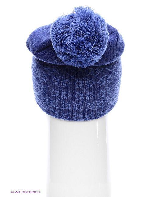 Шапки Helly Hansen                                                                                                              синий цвет