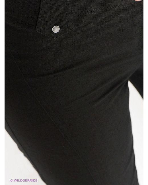 Капри L-design                                                                                                              чёрный цвет