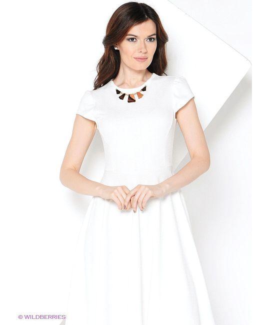 Платья Giulia Rossi                                                                                                              белый цвет