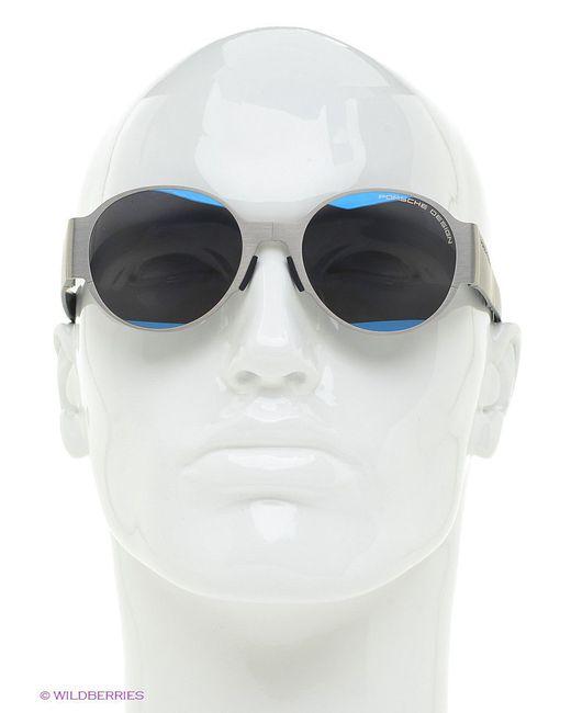 Солнцезащитные Очки Porsche Design                                                                                                              чёрный цвет