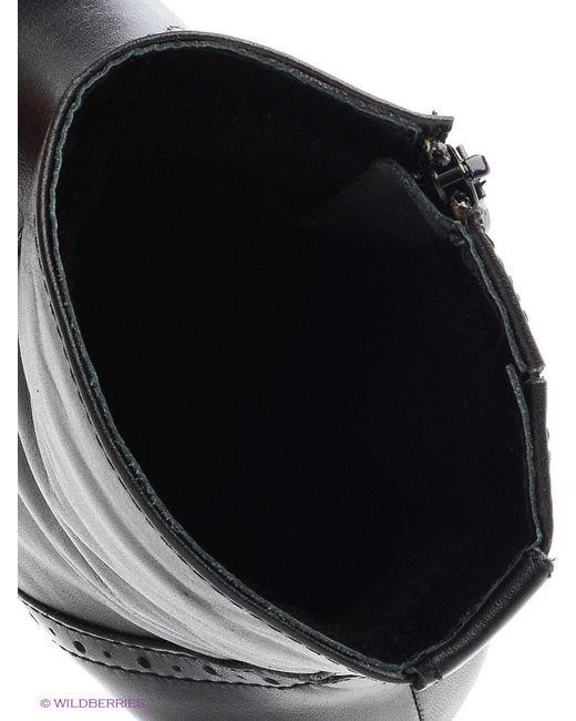 Полусапожки Francesco Donni                                                                                                              чёрный цвет