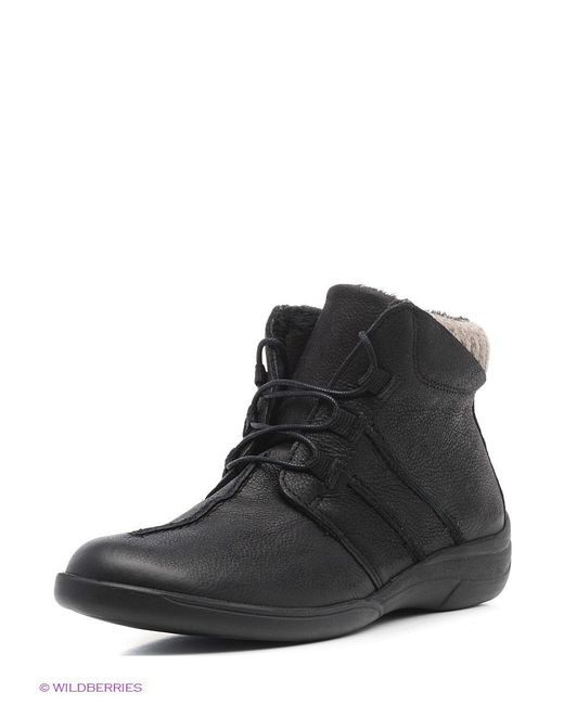 Ботинки Francesco Donni                                                                                                              чёрный цвет