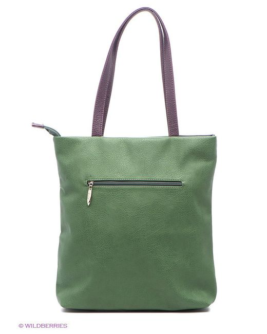 Сумки Savio                                                                                                              зелёный цвет