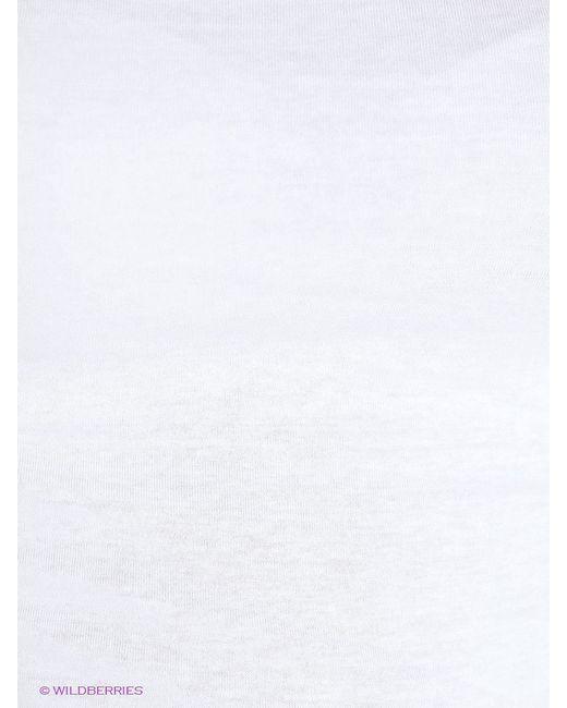Футболки Oodji                                                                                                              белый цвет