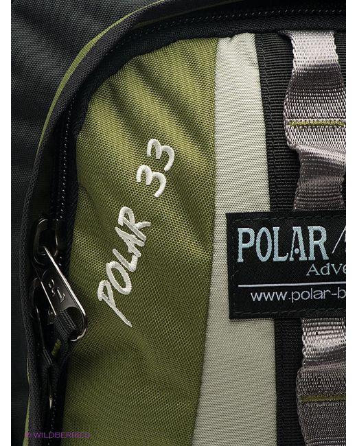 Рюкзаки Polar                                                                                                              хаки цвет