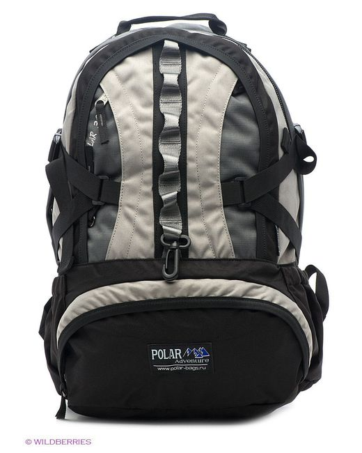 Рюкзаки Polar                                                                                                              серый цвет