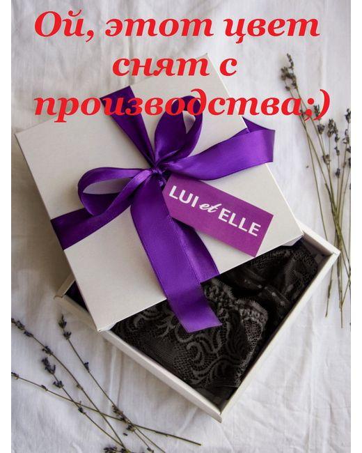 Трусы Lui et Elle                                                                                                              белый цвет