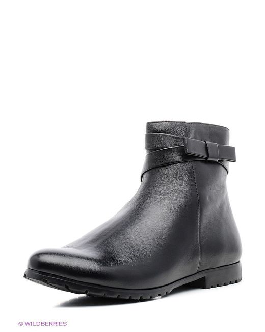 Ботинки Popular Fashion                                                                                                              чёрный цвет