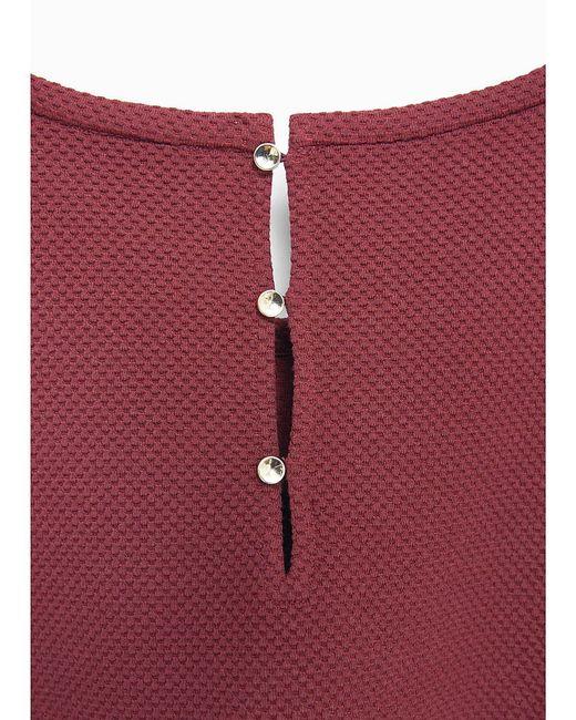 Джемперы Violeta by Mango                                                                                                              красный цвет