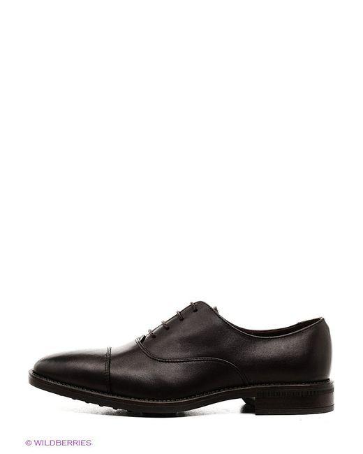 Туфли Mango Man                                                                                                              коричневый цвет