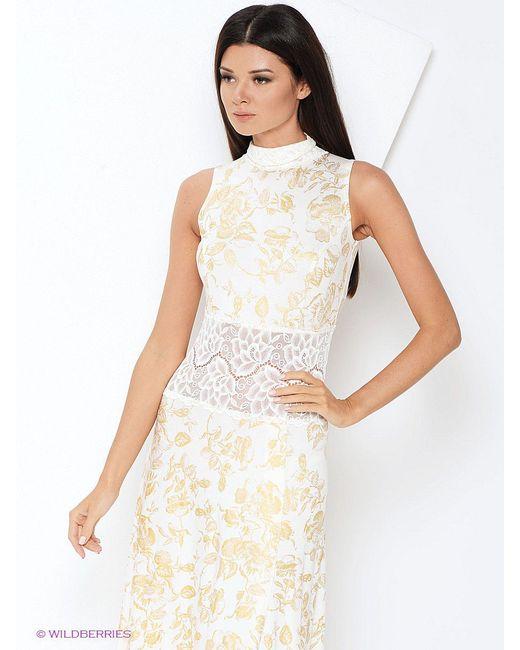 Платья SUGARLIFE                                                                                                              белый цвет