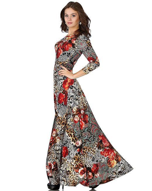 Платья Olivegrey                                                                                                              красный цвет