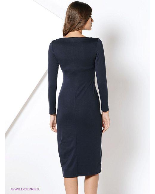 Платья Love&Light                                                                                                              синий цвет